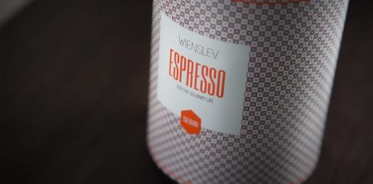 Espresso-Dåse